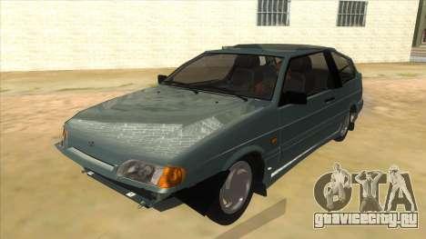 ВАЗ 2113 перевертыш для GTA San Andreas