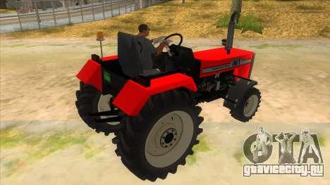 IMT Traktor для GTA San Andreas вид справа