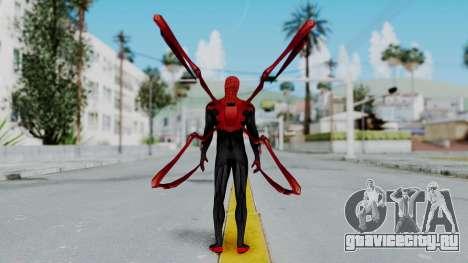 Superior Spider-Man для GTA San Andreas третий скриншот