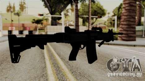 IMI Negev NG-7 для GTA San Andreas второй скриншот