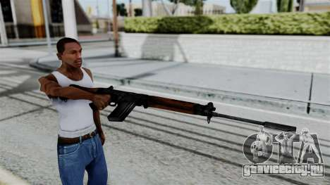 No More Room in Hell - FN FAL для GTA San Andreas