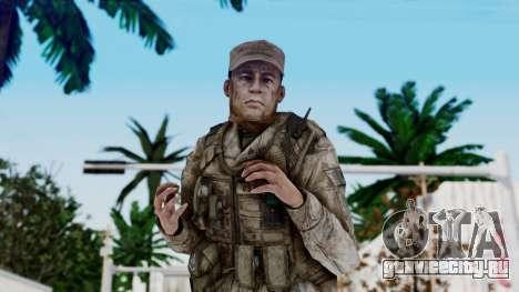 Crysis 2 US Soldier 5 Bodygroup A для GTA San Andreas