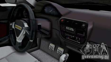 Honda Civic для GTA San Andreas вид справа