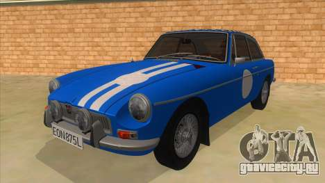 Richard Hammond MGB GT Top Gear для GTA San Andreas