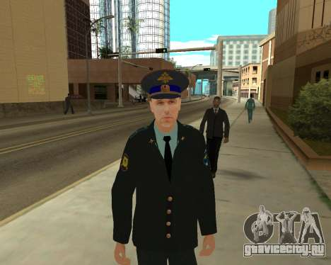 Скин Сергей Глухарев для GTA San Andreas