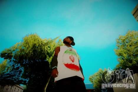 Iranian fam3 для GTA San Andreas