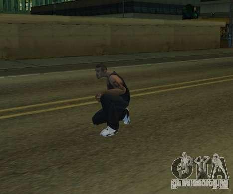 Black Cesar для GTA San Andreas третий скриншот