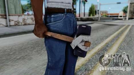 Nokia 3310 Hammer для GTA San Andreas третий скриншот