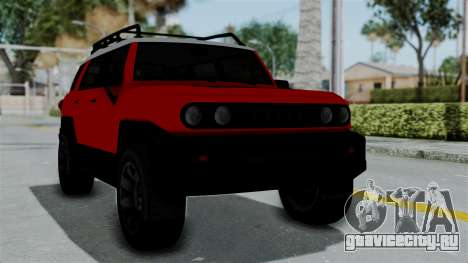GTA 5 Karin Beejay XL для GTA San Andreas