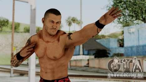 WWE Randy 2 для GTA San Andreas