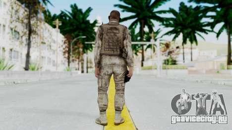 Crysis 2 US Soldier 2 Bodygroup A для GTA San Andreas третий скриншот
