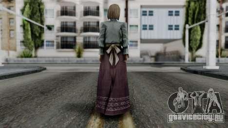 Girl Skin 6 для GTA San Andreas третий скриншот