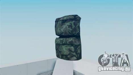 Arma 2 New Backpack для GTA San Andreas