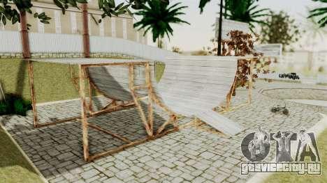 Small Texture Pack для GTA San Andreas шестой скриншот