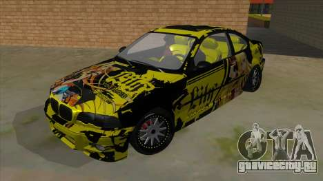 BMW M3 E46 Lily Itasha для GTA San Andreas