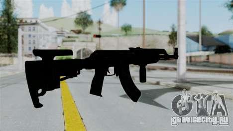 AK-47 Tactical для GTA San Andreas третий скриншот