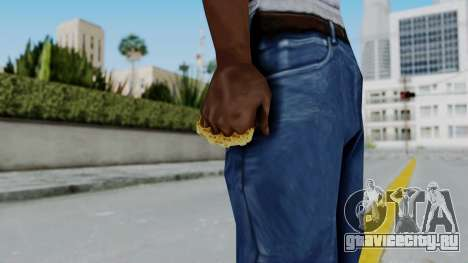 The Lover Knuckle Dusters from Ill GG Part 2 для GTA San Andreas третий скриншот