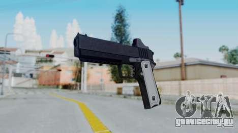 GTA 5 Heavy Pistol - Misterix 4 Weapons для GTA San Andreas второй скриншот