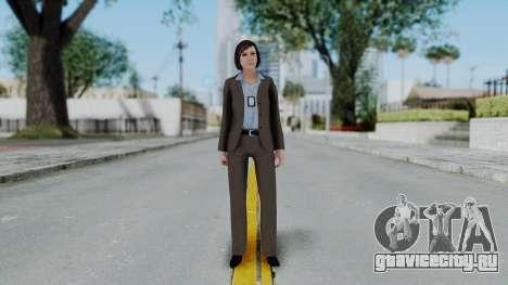 GTA 5 Karen Daniels IAA для GTA San Andreas второй скриншот