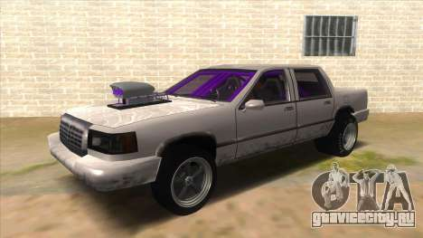 Stretch Sedan Drag для GTA San Andreas