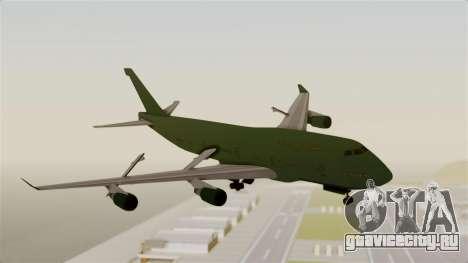 GTA 5 Jumbo Jet v1.0 для GTA San Andreas