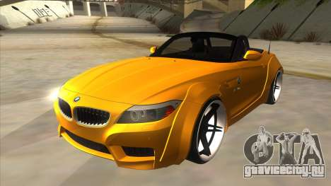 BMW Z4 Liberty Walk Performance для GTA San Andreas