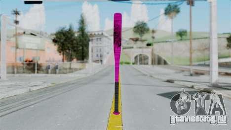 GTA 5 Baseball Bat 4 для GTA San Andreas