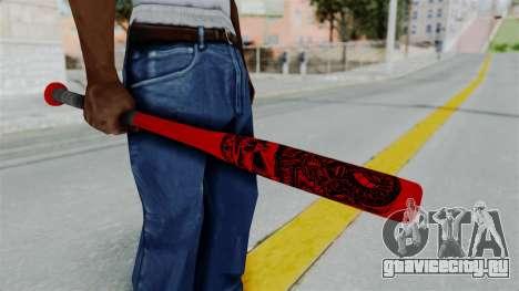 GTA 5 Baseball Bat 2 для GTA San Andreas