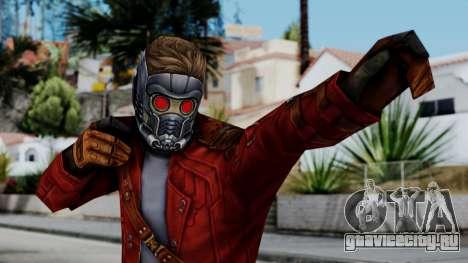Marvel Future Fight - Star-Lord для GTA San Andreas