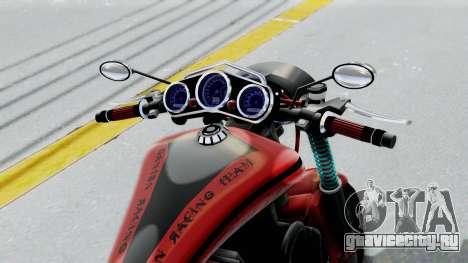 Turbike 3.0 для GTA San Andreas вид сзади