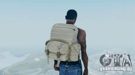 Arma 2 Backpack для GTA San Andreas третий скриншот