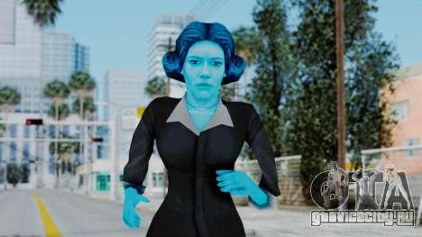Bully Insanity Edition - Miss Danvers для GTA San Andreas