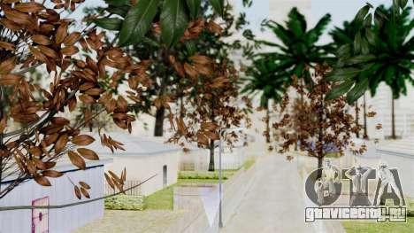 Vegetation Ultra HD для GTA San Andreas