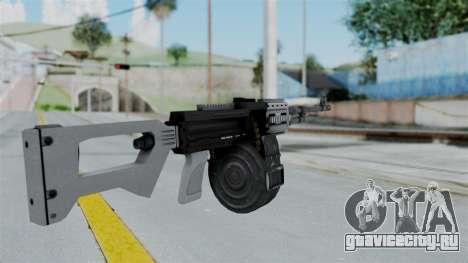 GTA 5 MG - Misterix 4 Weapons для GTA San Andreas второй скриншот