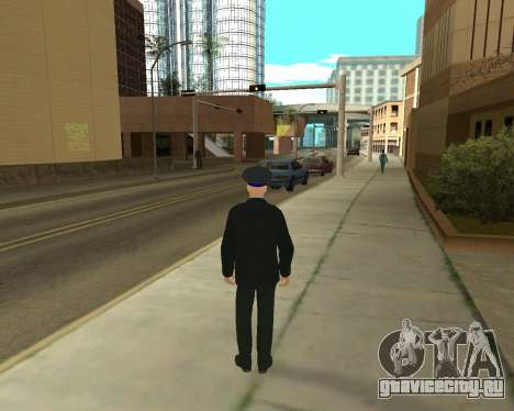 Скин Сергей Глухарев для GTA San Andreas второй скриншот