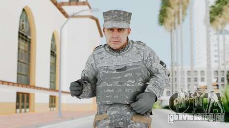 GTA 5 US Marine для GTA San Andreas