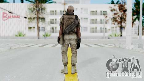 Crysis 2 US Soldier FaceB2 Bodygroup B для GTA San Andreas третий скриншот