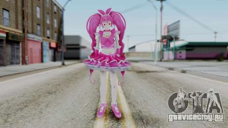 Sweet Precure Cure Melody для GTA San Andreas второй скриншот
