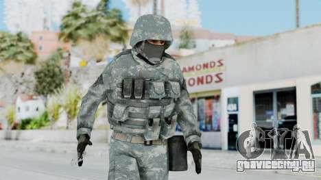 Acu Soldier 2 для GTA San Andreas