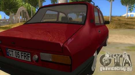 Dacia 1310L 1999 для GTA San Andreas вид справа