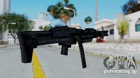 Vice City M60 для GTA San Andreas третий скриншот