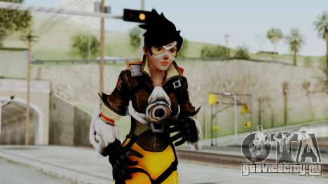 Tracer - Overwatch для GTA San Andreas