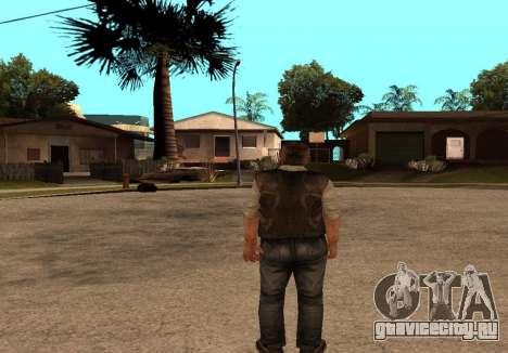 Сидорович из S.T.A.L.K.E.R для GTA San Andreas третий скриншот