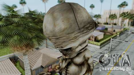 Nihilanth (Final Boss) from Half Life для GTA San Andreas третий скриншот