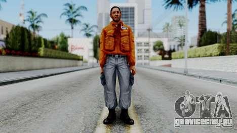 CS 1.6 Hostage 04 для GTA San Andreas второй скриншот