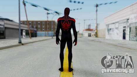 Marvel Future Fight Spider Man Miles v2 для GTA San Andreas третий скриншот