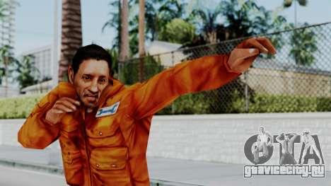 CS 1.6 Hostage 04 для GTA San Andreas