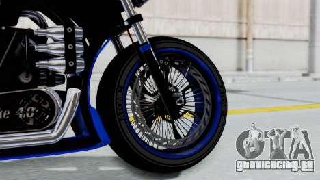 Turbike 4.0 для GTA San Andreas вид сзади слева