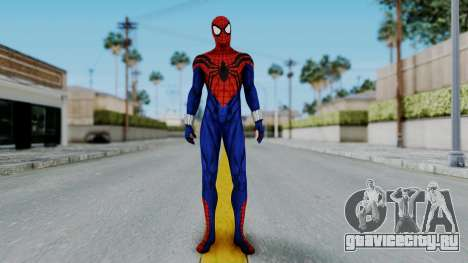 Spider-Man Ben Reilly для GTA San Andreas второй скриншот