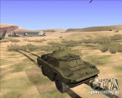 БРДМ-2ЛД для GTA San Andreas вид справа